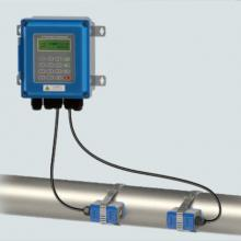 Flowmeter Ultrasonik Mount Wall